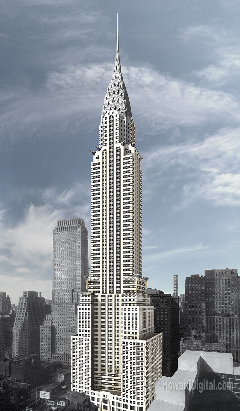 Brilliant Chrysler Building New York City 800 x 1367 · 245 kB · jpeg